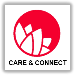 Care and Connect logo